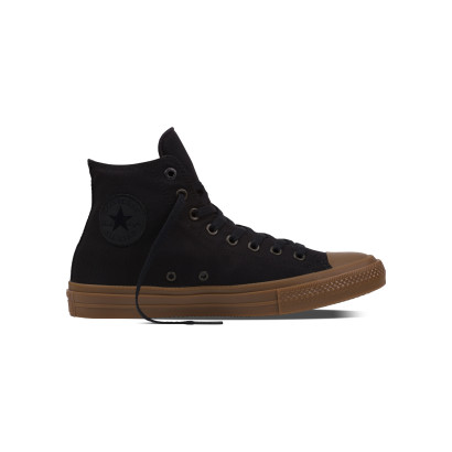CHUCK TAYLOR ALL STAR II GUM HI BLACK
