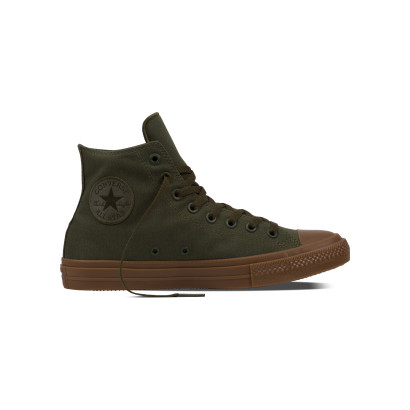 CHUCK TAYLOR ALL STAR II GUM HI GREEN