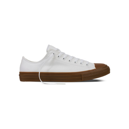 CHUCK TAYLOR ALL STAR II GUM OX WHITE
