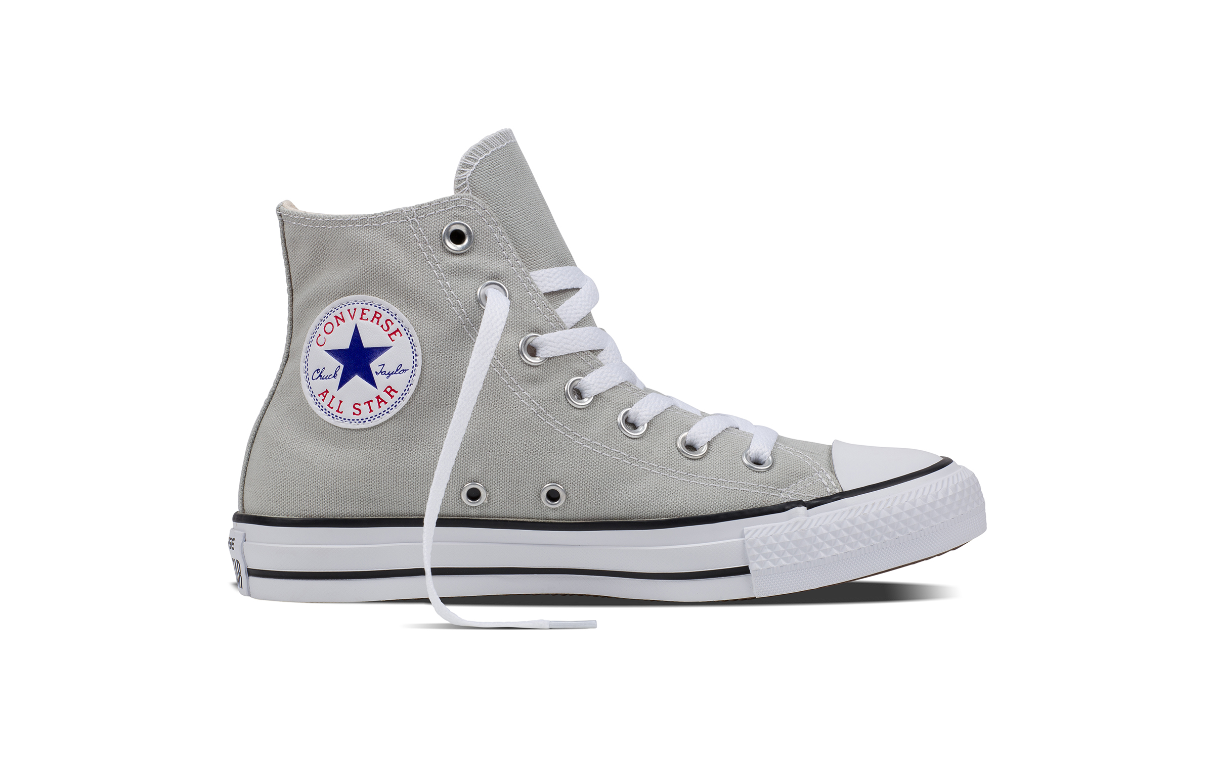 CHUCK TAYLOR ALL STAR HI LIGHT GREY
