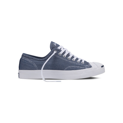 JACK PURCELL WOVEN TEXTILE OX BLUE