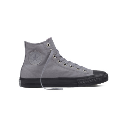 CHUCK TAYLOR ALL STAR II CONTRASTING MIDSOLE HI GREY