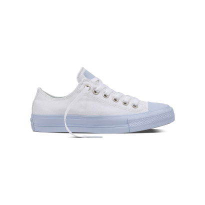 CHUCK TAYLOR ALL STAR II PASTEL HI WHITE/BLUE