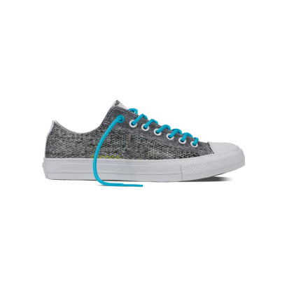 CHUCK TAYLOR ALL STAR II OPEN KNIT OX GREY