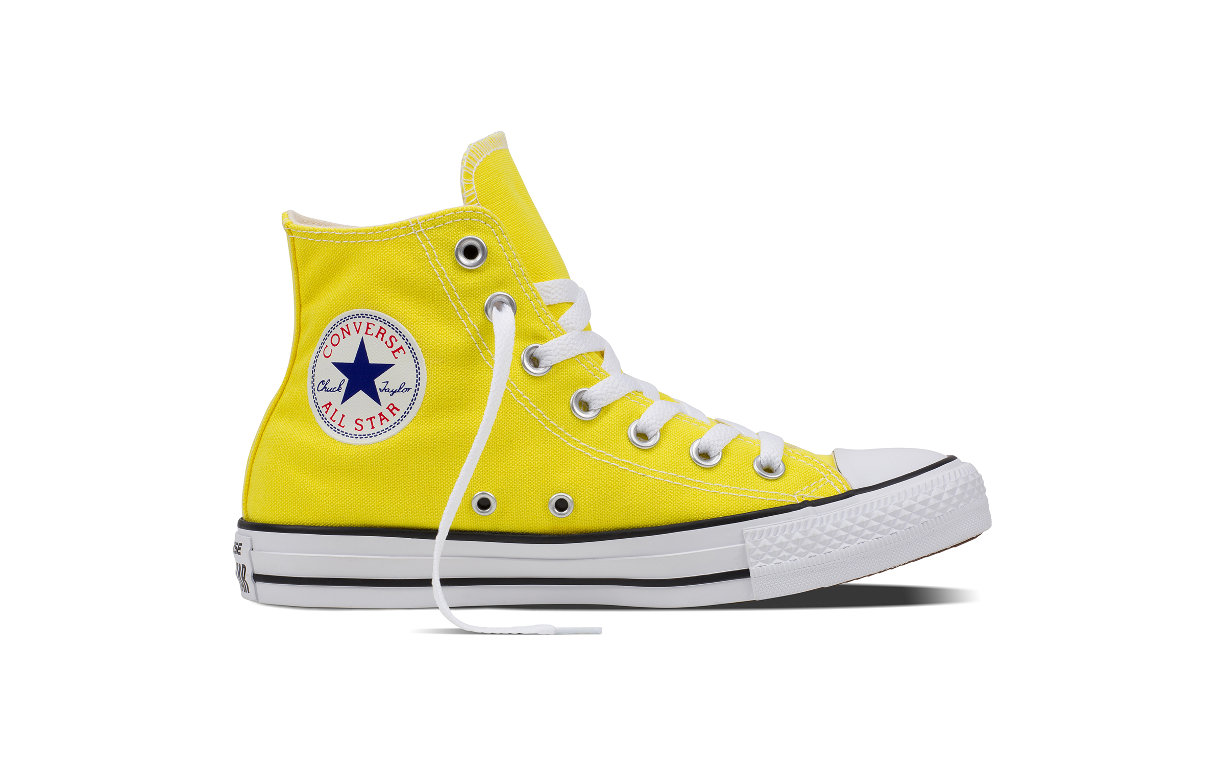 CHUCK TAYLOR ALL STAR HI FRESH YELLOW