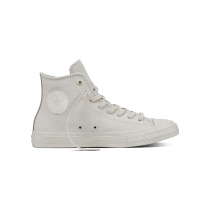 CHUCK TAYLOR ALL STAR II LUX LEATHER HI WHITE