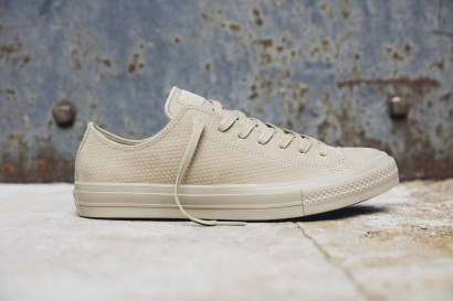 CHUCK TAYLOR ALL STAR II LUX LEATHER OX BEIGE