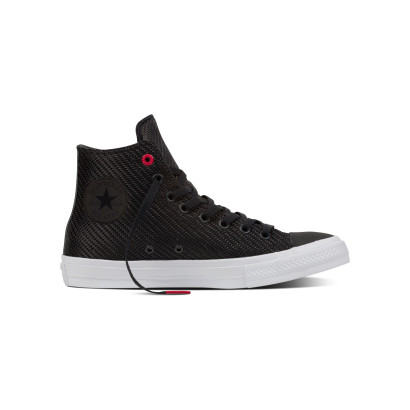 CHUCK TAYLOR ALL STAR II SPORTS BLOCKING HI BLACK