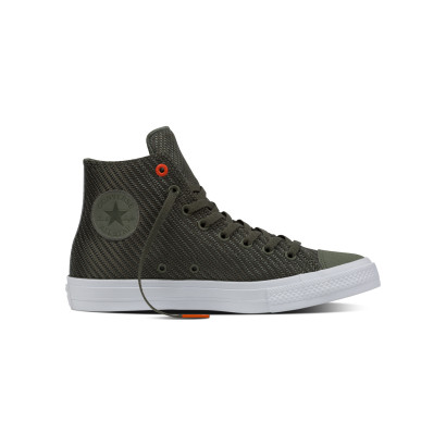 CHUCK TAYLOR ALL STAR II SPORTS BLOCKING HI OLIVE