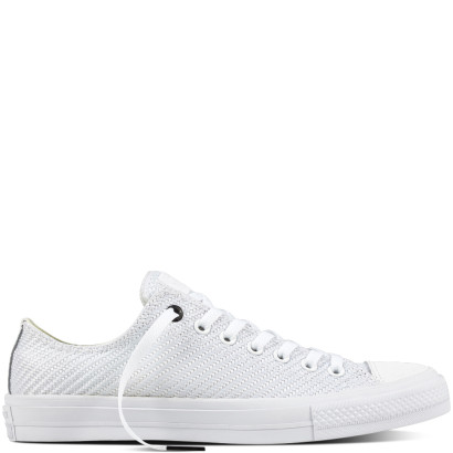 CHUCK TAYLOR ALL STAR II SPORTS BLOCKING OX WHITE