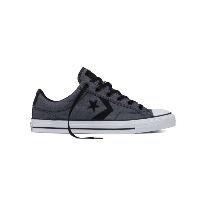CONS STAR PLAYER CHAMBRAY OX BLACK
