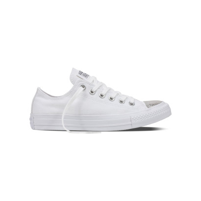 CHUCK TAYLOR ALL STAR METALLIC TOECAP OX SILVER