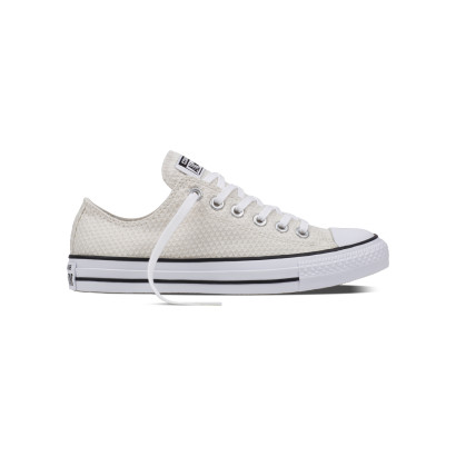 CHUCK TAYLOR ALL STAR SNAKE WOVEN OX WHITE