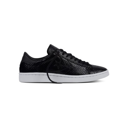 CONS PL LP SNAKE SKIN OX BLACK/WHITE