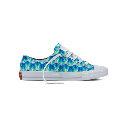 CHUCK TAYLOR ALL STAR GEMMA MISSONI OX BLUE