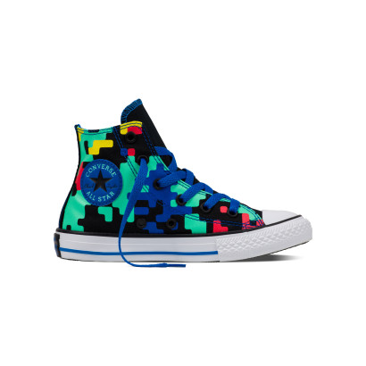 CHUCK TAYLOR ALL STAR GAMING CAMO HI (JUNIOR)