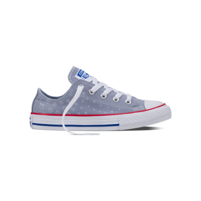 CHUCK TAYLOR ALL STAR OX AMERICANA (JUNIOR)