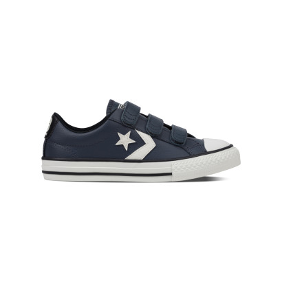 CONS STAR PLAYER EV VINTAGE OX BLUE (JUNIOR)
