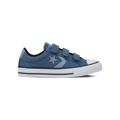 CONS STAR PLAYER 3V OX BLUE (JUNIOR)