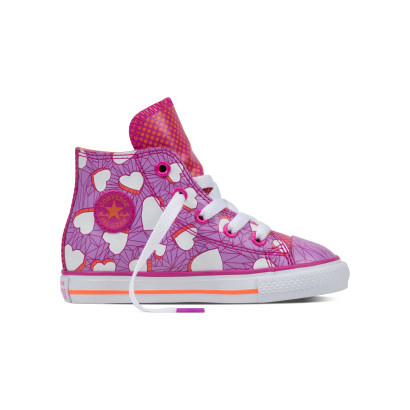 CHUCK TAYLOR ALL STAR HI VALENTINES MESSAGE (INFANT)