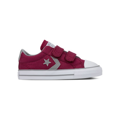 CONS STAR PLAYER 2V OX RED (INFANT)