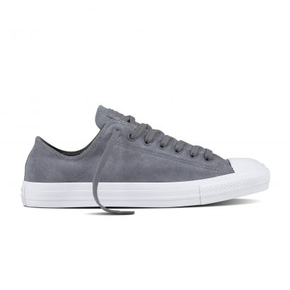 CTAS PLUSH SUEDE OX GREY