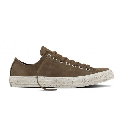 CTAS NUBUCK OX BROWN