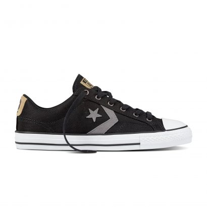 CONS STAR PLAYER OX BLACK