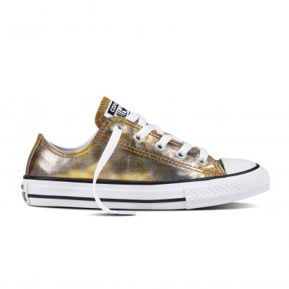 CTAS METALLIC SEASONAL OX GOLD (YOUTH)