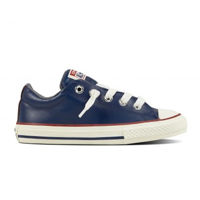 CTAS STREET SLIP BLUE (JUNIOR)