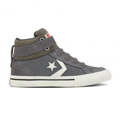 CONS PRO BLAZE STRAP STRETCH GREY (JUNIOR)