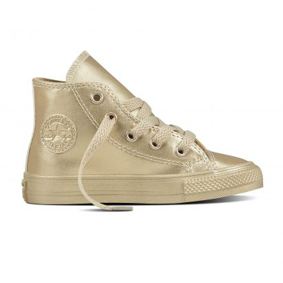 CTAS METALLIC GOLD HI (INFANT)