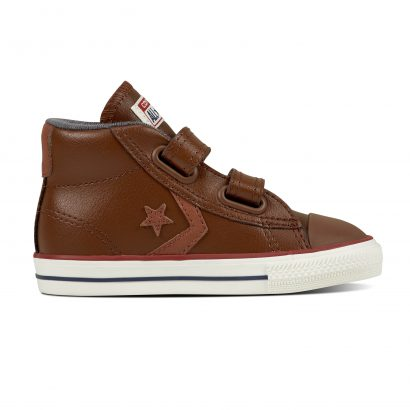 CONS STAR PLAYER EV V MID BROWN (INFANT)