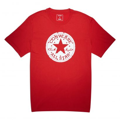 MEN CONVERSE CHUCK PATCH STAR FILL TEE