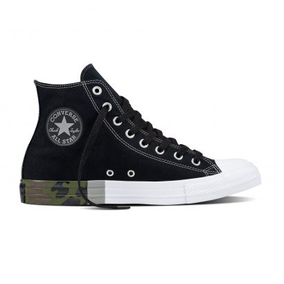 CTAS HI TRI-BLOCK MIDSOLE BLACK