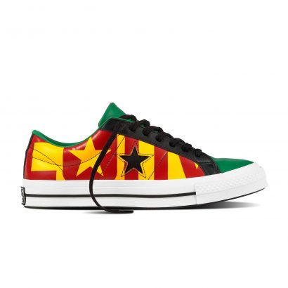 ONE STAR CONVERSE WORDMARK OX MULTI