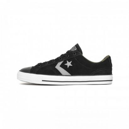STAR PLAYER SCAMO SUEDE OX BLACK
