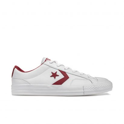 STAR PLAYER LEATHER ESSENTIALS OX WHITE