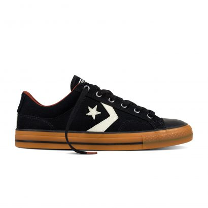 STAR PLAYER OX STREETWEAR BLACK