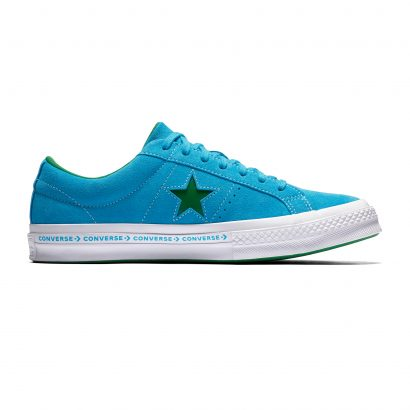 ONE STAR CONVERSE PINSTRIPE OX BLUE