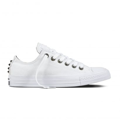 CTAS CANVAS & STUDS OX WHITE