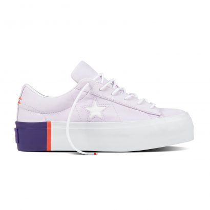 ONE STAR PLATFORM OX PURPLE