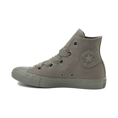CTAS BIG EYELETS HI BROWN