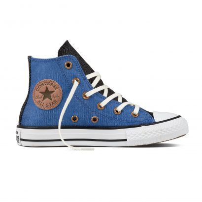 CTAS TWO COLOR CHAMBRAY HI BLUE