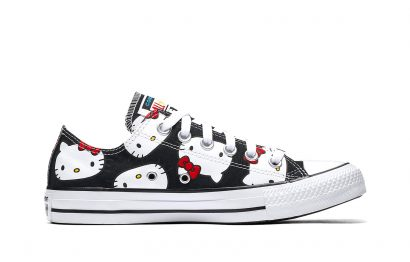 CTAS CLASSIC HELLO KITTY OX BLACK