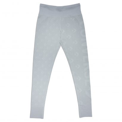 WOMEN STAR CHEVRON ENGINEERED JACQUARD LEGGING