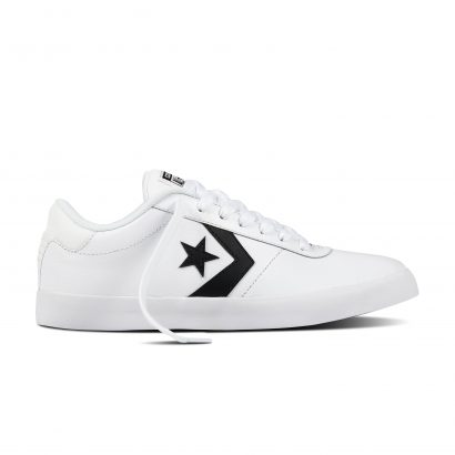 POINT STAR LEATHER OX WHITE