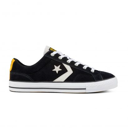 STAR PLAYER ATHLETIC SUEDE OX BLACK