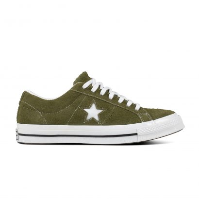 ONE STAR VINTAGE SUEDE OX OLIVE GREEN