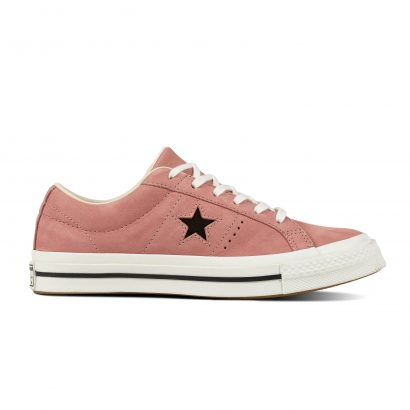 ONE STAR NUBUCK OX RUST PINK